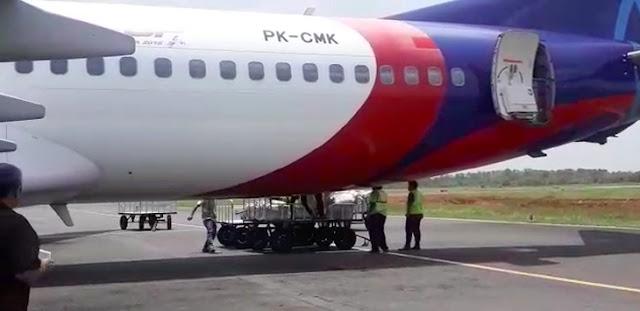 """Keributan Bau Durian di Pesawat Dibalas Pihak Sriwijaya Air Begini, """"Itu Hal Biasa…"""""""