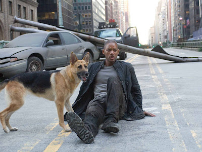 2007 I Am Legend Movie Normal Resolution HD Wallpaper 2