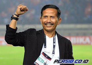 Pelatih Persib Djadjang Nudjaman Dapatkan Lisensi A AFC