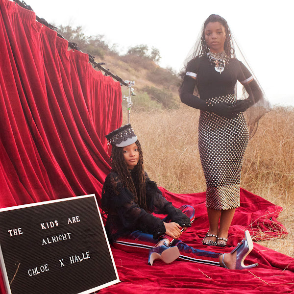 Chloe x Halle - The Kids Are Alright - Single Cover