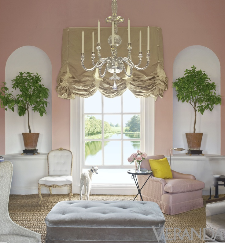 Eye For Design: Decorate With Soft Blush Tones
