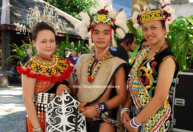 Sarawak Ethnic People