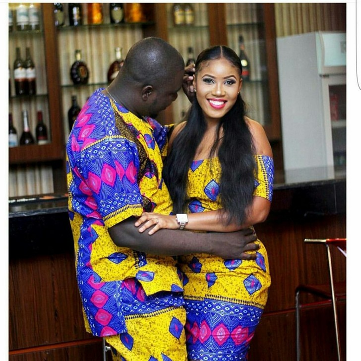 Native African Attires for Partners