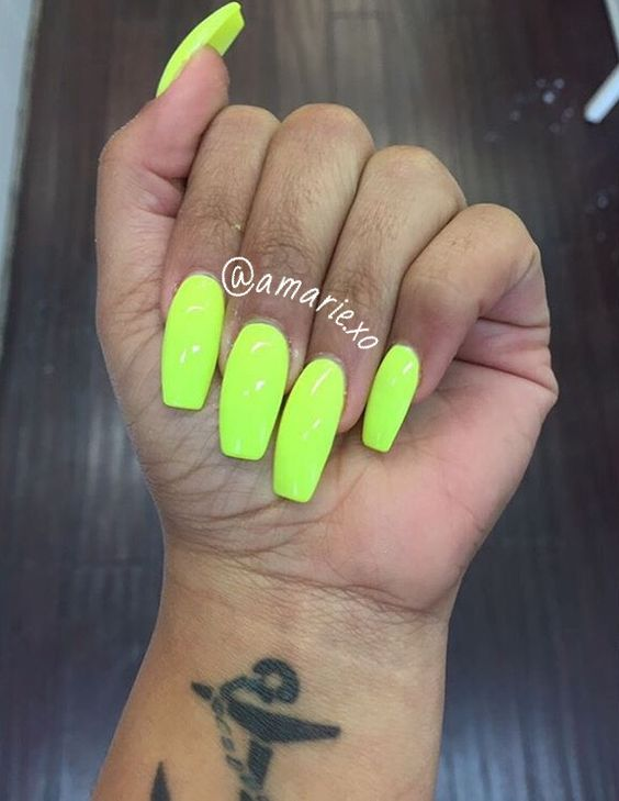 Cute Lime Green Nail Designs: Gallery for gt lime green zebra nail ...