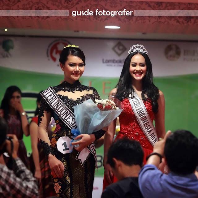 Ghea Putri Mulya, Putri Indonesia 2016 Asal Lombok NTB