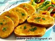 Anglické chlebíčky - recept