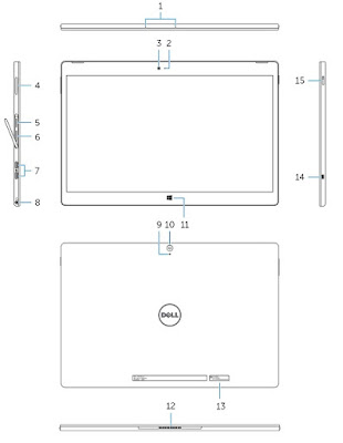 DELL XPS 12 Features