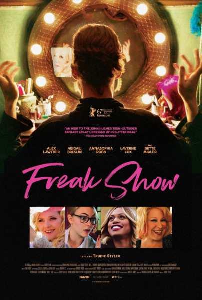 """VER ONLINE Y DESCARGAR PELICULA """"Freak Show"""""""