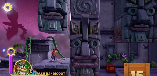 Así luce Crash Bandicoot en Skylanders Imaginators, celebra su veinte aniversario a lo grande