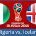 Match Preview: Nigeria vs Iceland