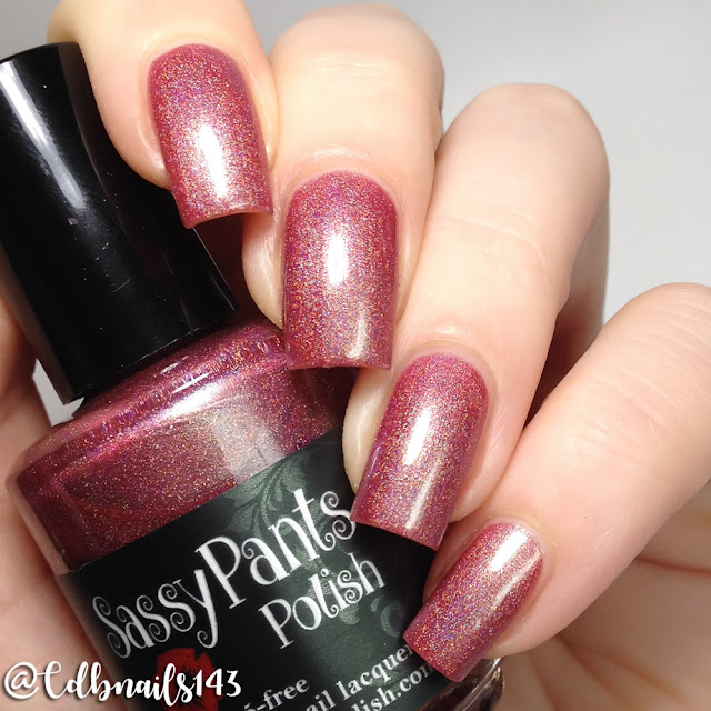 Sassy Pants Polish-Berries In The Brush