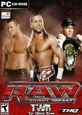WWE Raw Ultimate Impact 2010 PC Game Download Full Version