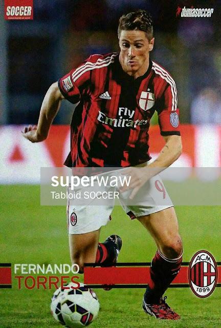 Fernando Torres AC Milan 2014