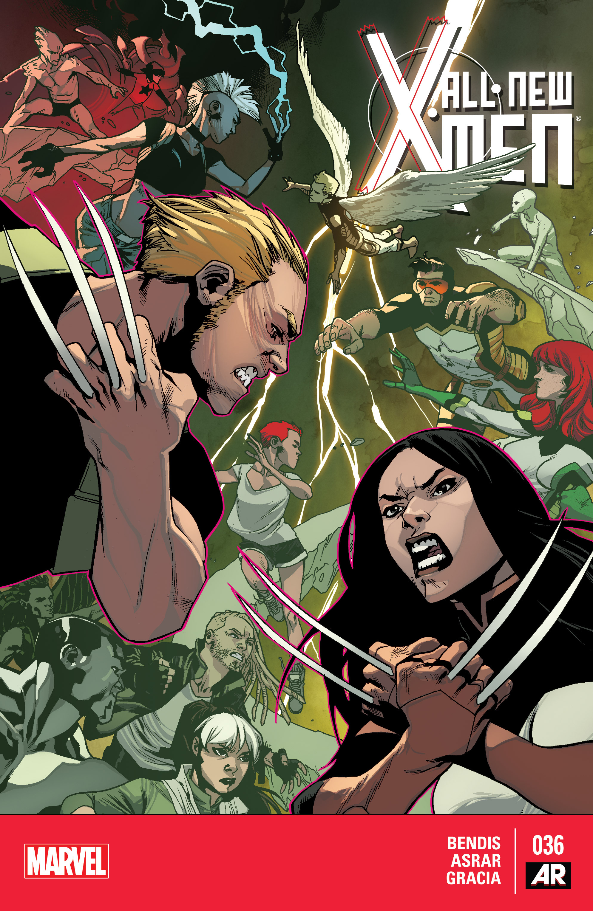 Read online All-New X-Men (2013) comic -  Issue #36 - 1
