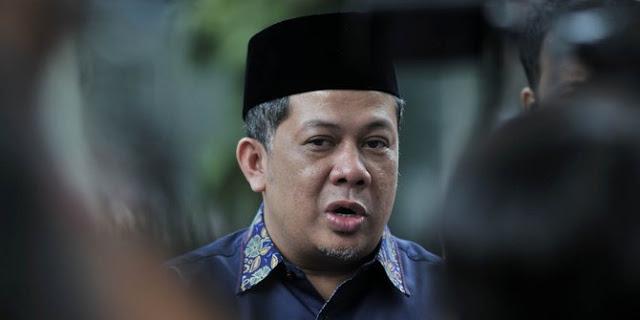 Logika Fahri Hamzah: Jika KPK Benar, Maka Jokowi Salah