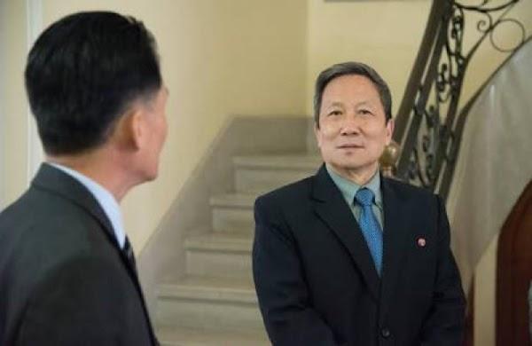 El Gobierno de EPN es ignorante, el pleito es con EU: Embajador Norcoreano