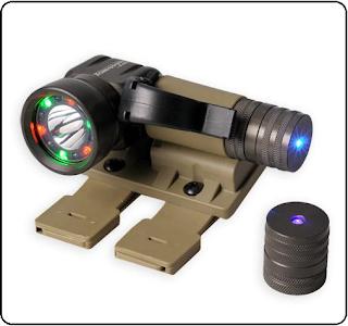Tomahawk NV Flashlight TC3 Kit