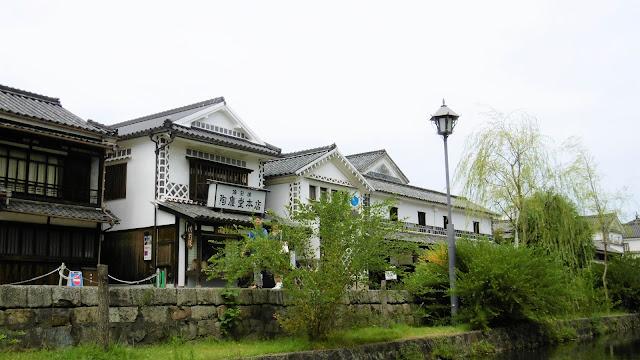 倉敷美観地区 川舟下り体験