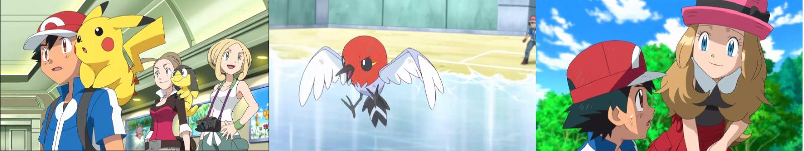 Pokémon - Capítulo 5 - Temporada 17 - Audio Latino
