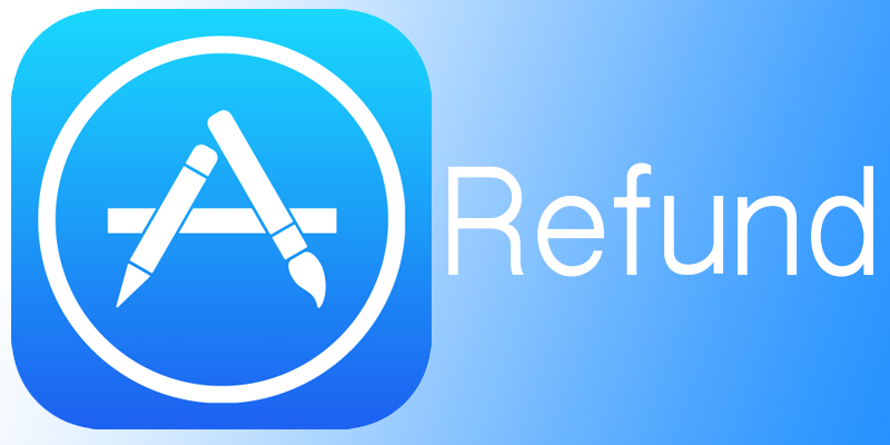 Get a Refund from App Store