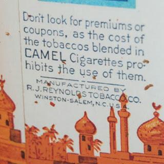 Rokok Camel