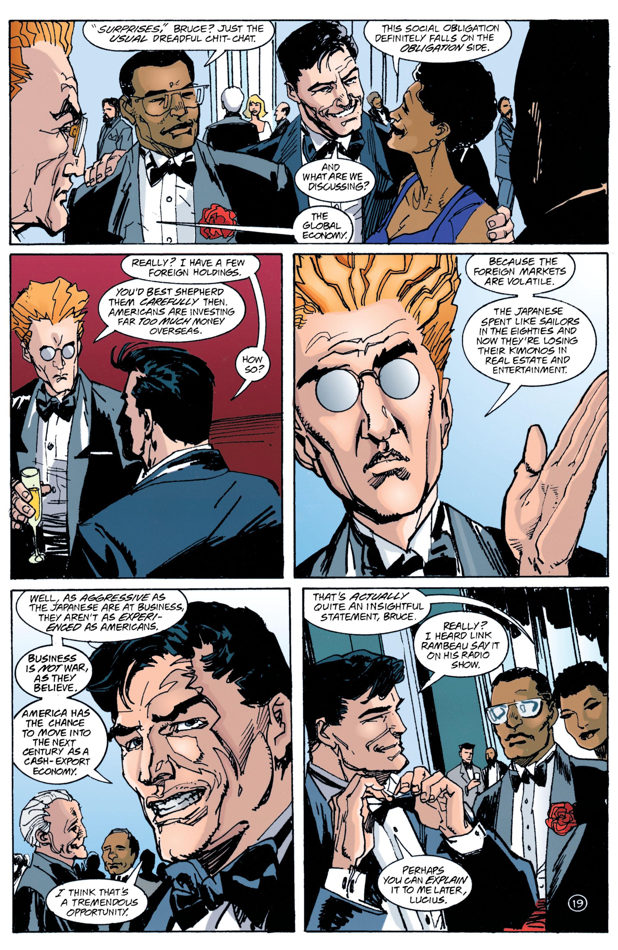 Detective Comics (1937) 708 Page 19