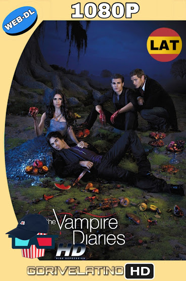 The Vampire Diaries Temporada 03 NF WEB-DL 1080p Latino-Ingles MKV