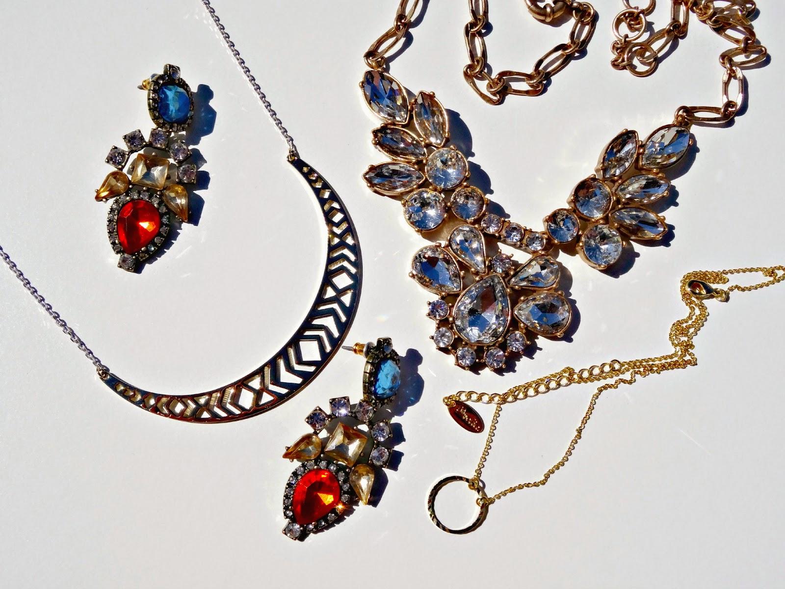 Dainty and Statement Jewellery