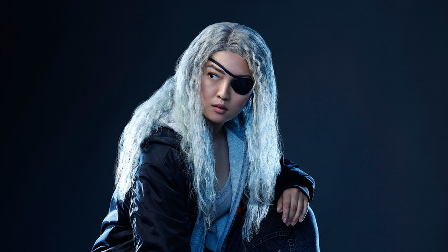 Titans Rose Wilson Chelsea Zhang 4k Wallpaper 7 481 The dc universe series wrapped its first season at the end of last year and was renewed for a sophomore outing before the first episode even premiered. titans rose wilson chelsea zhang 4k