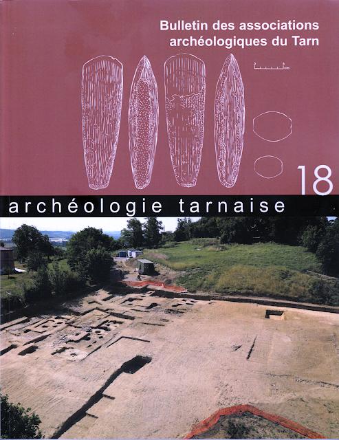 Parution d'Archéologie Tarnaise n°18