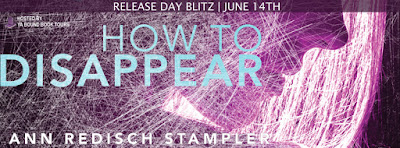 How to Disappear Release Day Blitz banner