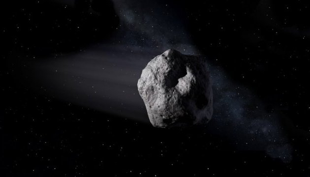 Крупный астероид (3200) Phaethon