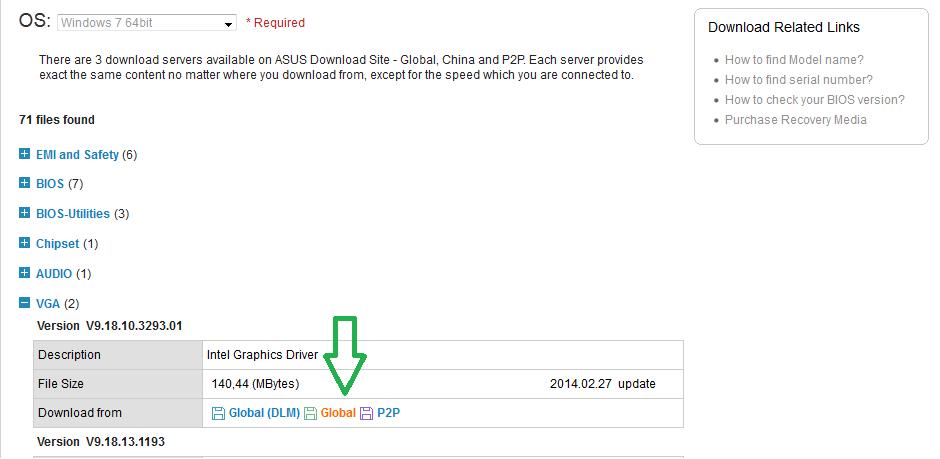 Cara Download Driver Driver Laptop Asus Sesuai dengan Merk dan Seri