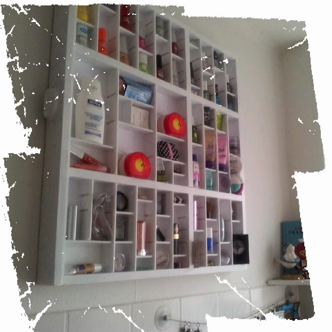 geschichtenzettelkasten bastelstunde der kosmetik setzkasten. Black Bedroom Furniture Sets. Home Design Ideas