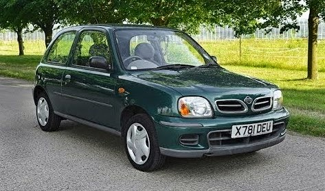 Nissan Micra k11 Automatic Review