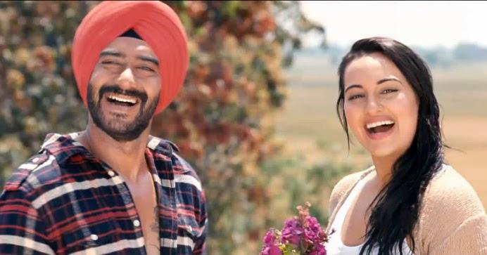 Sonakshi Sinha in Son of Sardar Latest Stills ~ Film ...