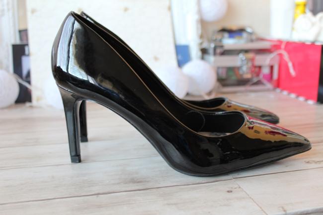 Escarpins Zara noir