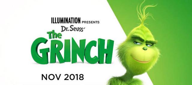 كشفت قناة إيليمنشون الرسمية على اليوتيوب عن عرض الثالث لفلم الأنميشن القادم للشخصية الشهيرة The Grinch والمقرر عرضه في 9 نوفمبر.