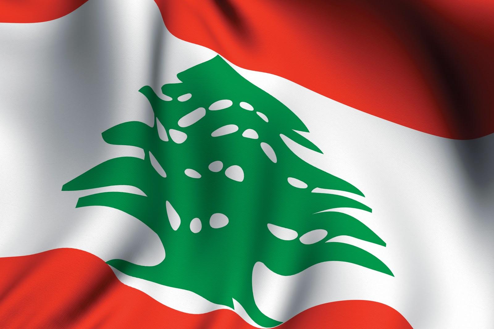 S†MoN®: The Lebanese Flag
