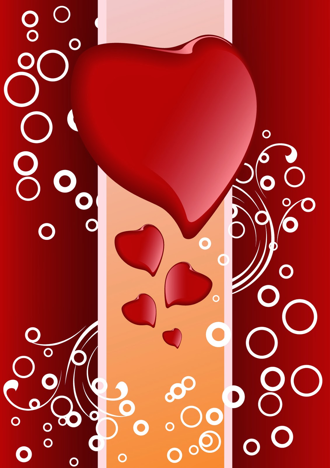 Lovable Images: Wonderful Love Heart Pictures Free