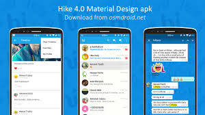 gb hike messenger apk download