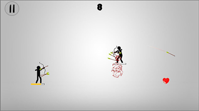 Choose download Mod - Stickman Warriors Archers Mod