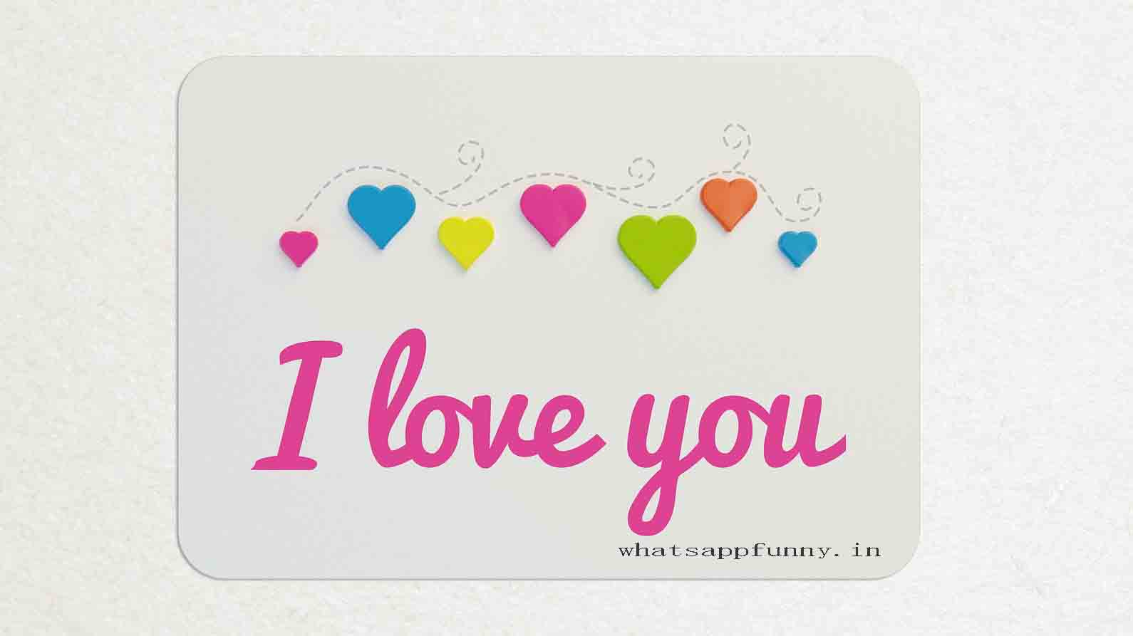 i love you images download for whatsapp hd