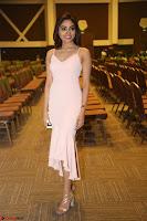 Aishwarya Devan in lovely Light Pink Sleeveless Gown 063.JPG