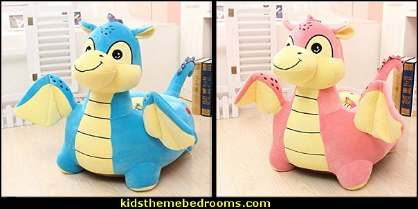Kids Plush Riding Toys