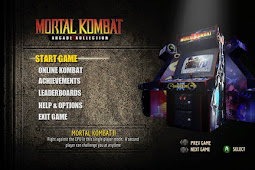 Get Download Game Mortal Kombat Arcade Kollection for Computer PC or Laptop