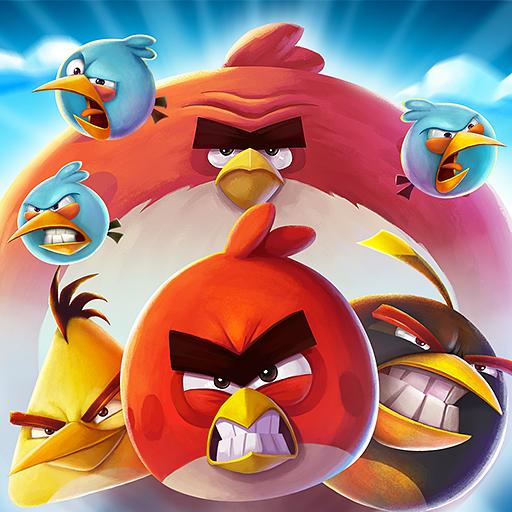 تحميل لعبة Angry Birds 2 v2.20.1 مهكرة وكاملة للاندرويد كلشي ( نقود + جواهر + لؤلؤ )