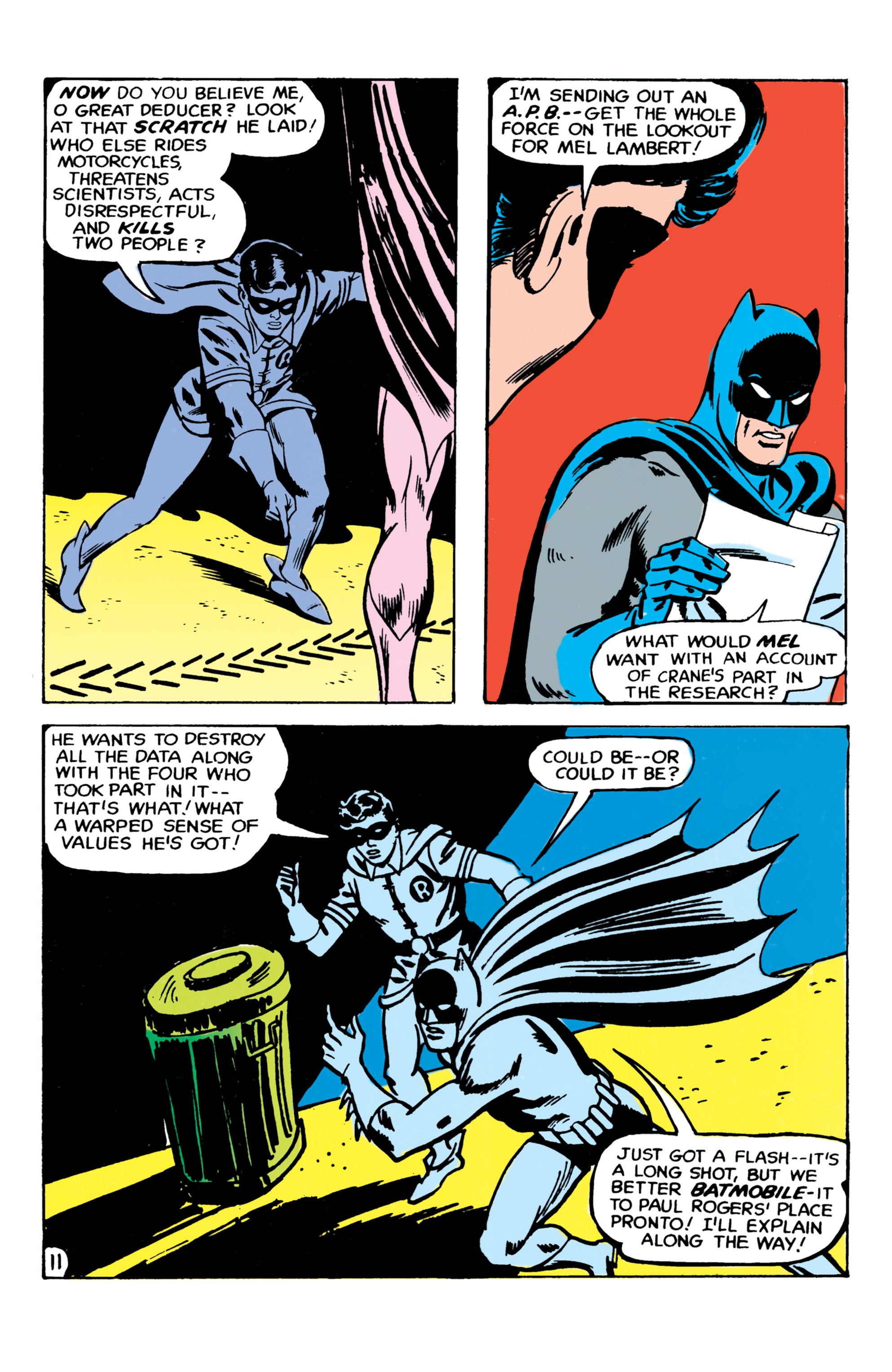 Detective Comics (1937) 627 Page 16
