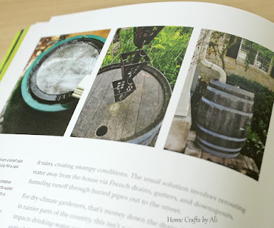 Water Saving Garden Book Review storage