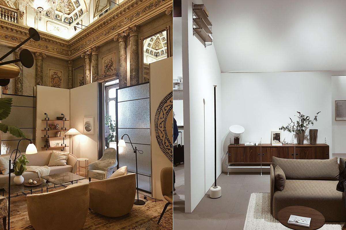 Gubi, Salone del mobile, isaloni, targi w Mediolanie, Milano design week
